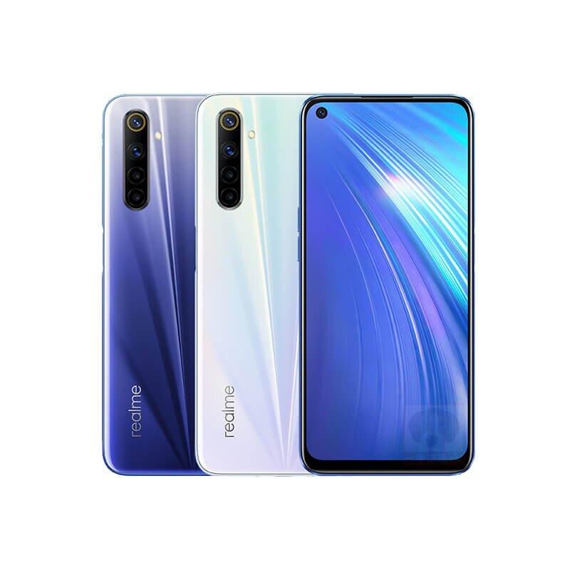 REALME 6 8G/128G 八核心 智慧型手機 攜碼亞太電信月租專案價  限定實體門市辦理