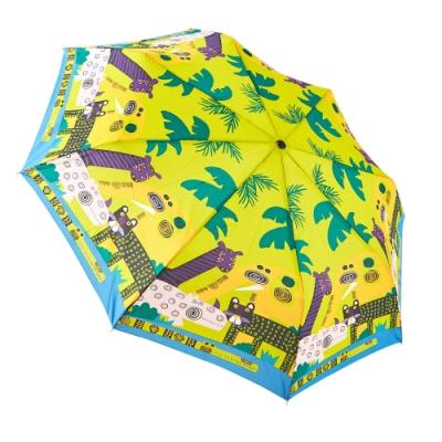 RAINSTORY搖滾叢林抗UV隨身自動傘