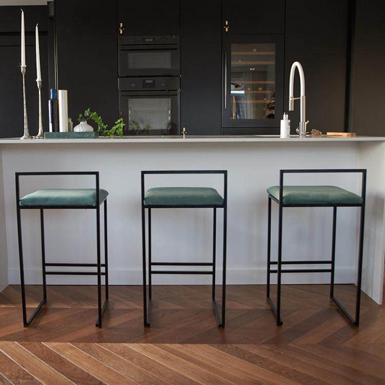 特賣吧檯椅北歐吧臺椅時尚現代簡約酒吧高腳吧凳家用個性吧椅創意設計師椅子