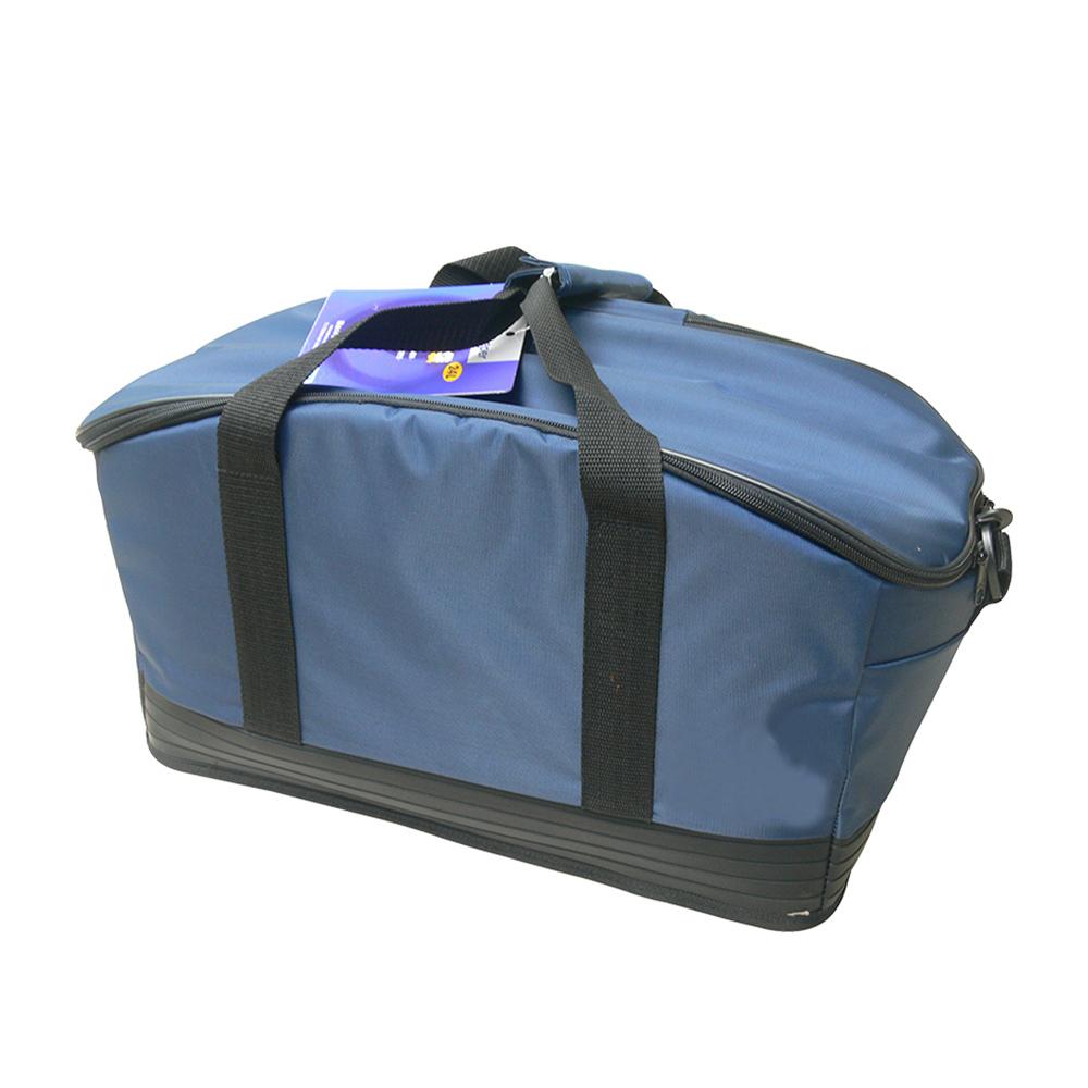 妙管家 可肩背環保保冷袋24L(藍) HKB-002