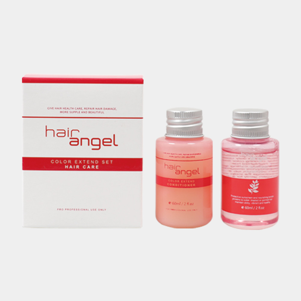 髮精靈 hair angel 鎖色洗護組 60ml
