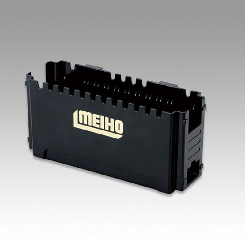 《MEIHO》明邦 MEIHO BM-120 配件盒 中壢鴻海釣具館 黑色拓展盒 明邦工具箱專用裝備