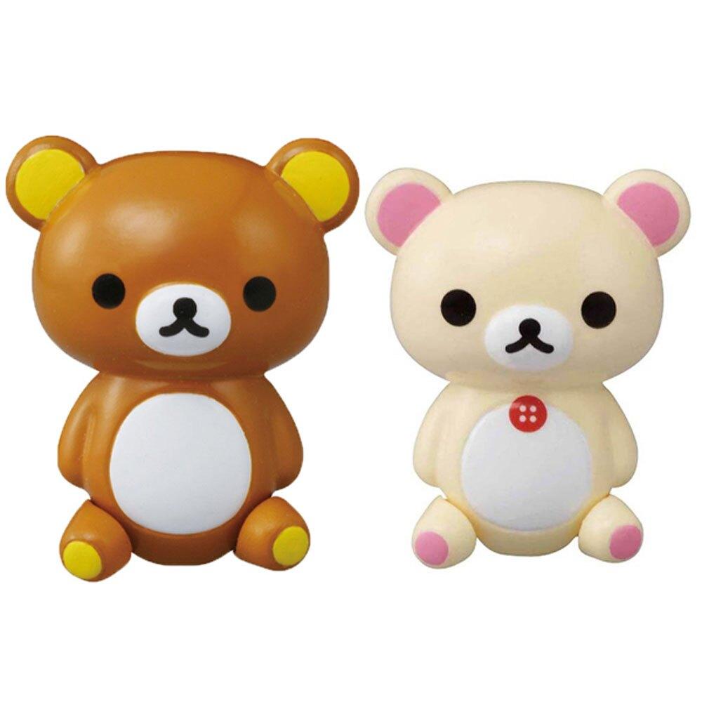 Metacolle系列拉拉熊/牛奶熊造型公仔/玩偶/收藏