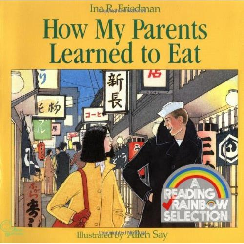 How My Parents Learned to Eat【禮筑外文書店】[79折]