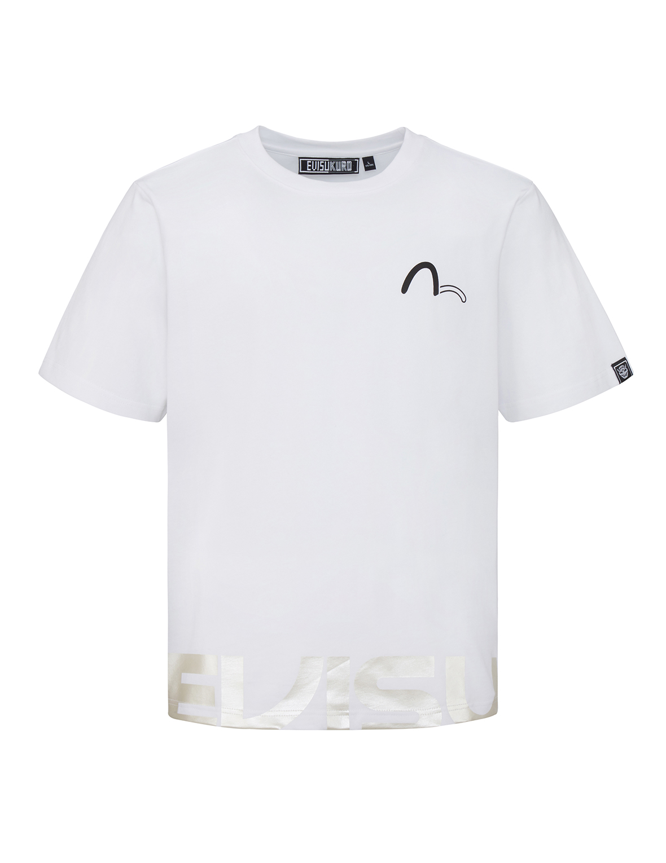 Tonal Logo Print T-shirt