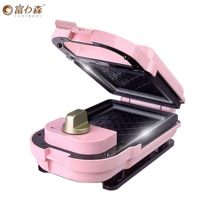 FURIMORI富力森 熱壓三明治點心機(單盤) FU-S501 (免運)