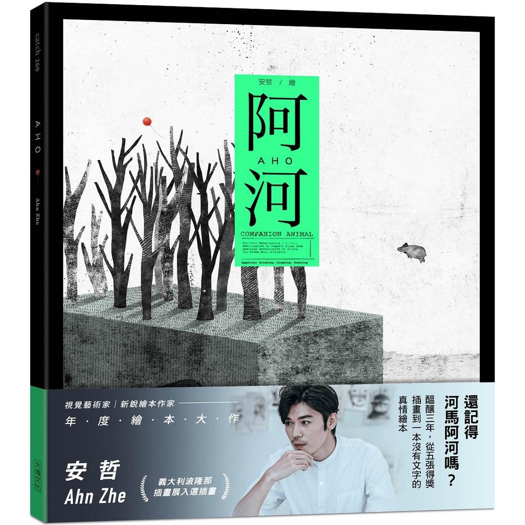【大塊】阿河(安哲。Ahn Zhe)
