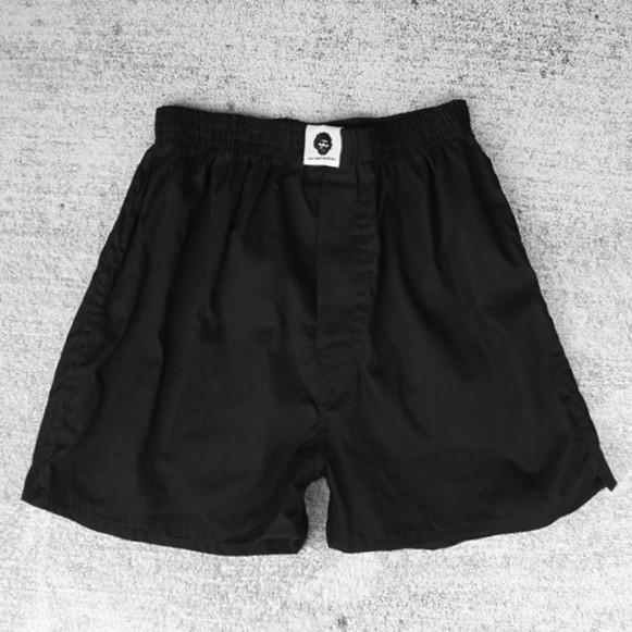 TARGET SPORTS 男性/平口褲/四角褲/平織款 100%純棉 (素色款)