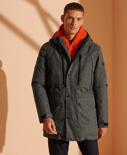 Superdry Waterproof Down Parka Jacket