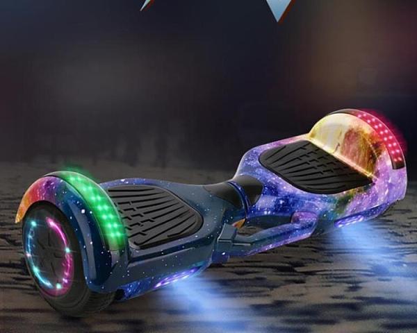 兩輪自平衡電動扭扭車智慧漂移體感思維代步車成人兒童雙輪平衡車 QM 向日葵小鋪