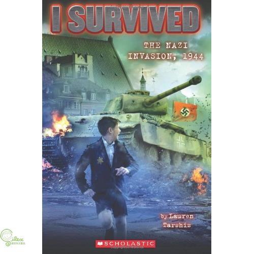 #9: The Nazi Invasion,1944【禮筑外文書店】[73折]