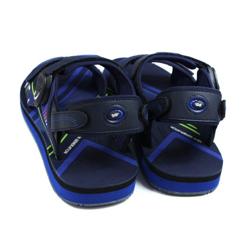 G.P 阿亮代言 運動型 涼鞋 深藍色 男鞋 G0792M-20 no456