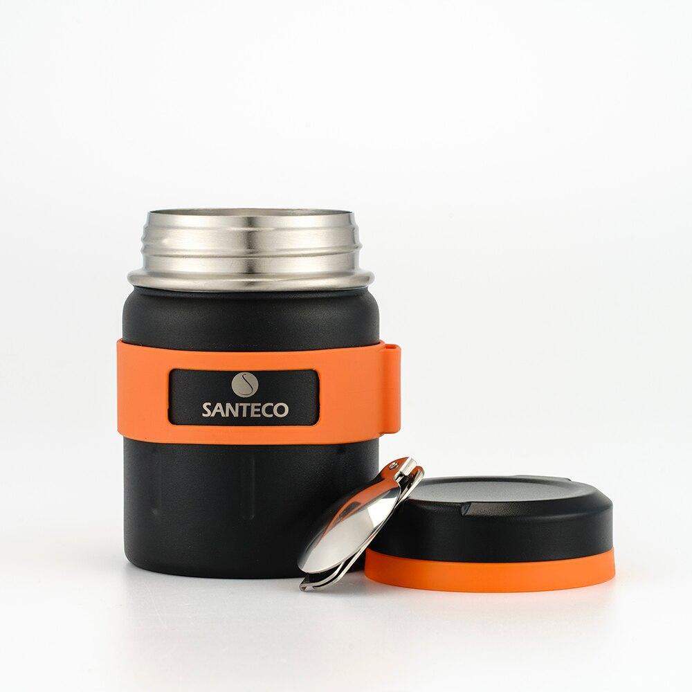 SANTECO-KOGE 悶燒罐 500ml 碳黑-生活工場