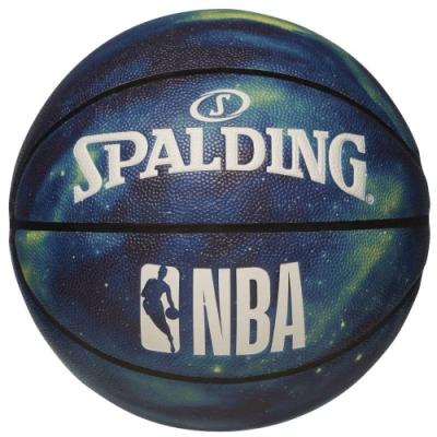 SPALDING 斯伯丁 CUSTOM STAR 星空款 合成皮 7號籃球