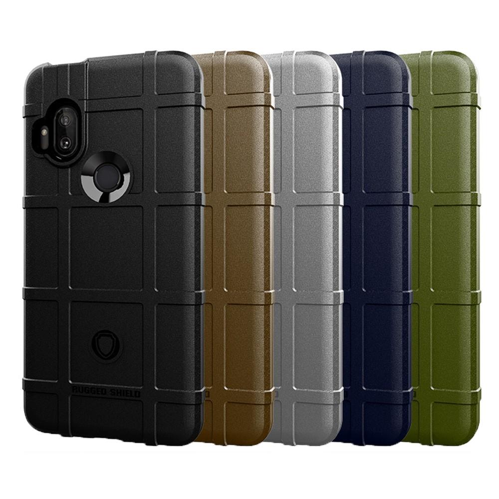 Motorola Moto One macro Hyper 保護殼防摔耐磨軍規手機殼防撞軟殼