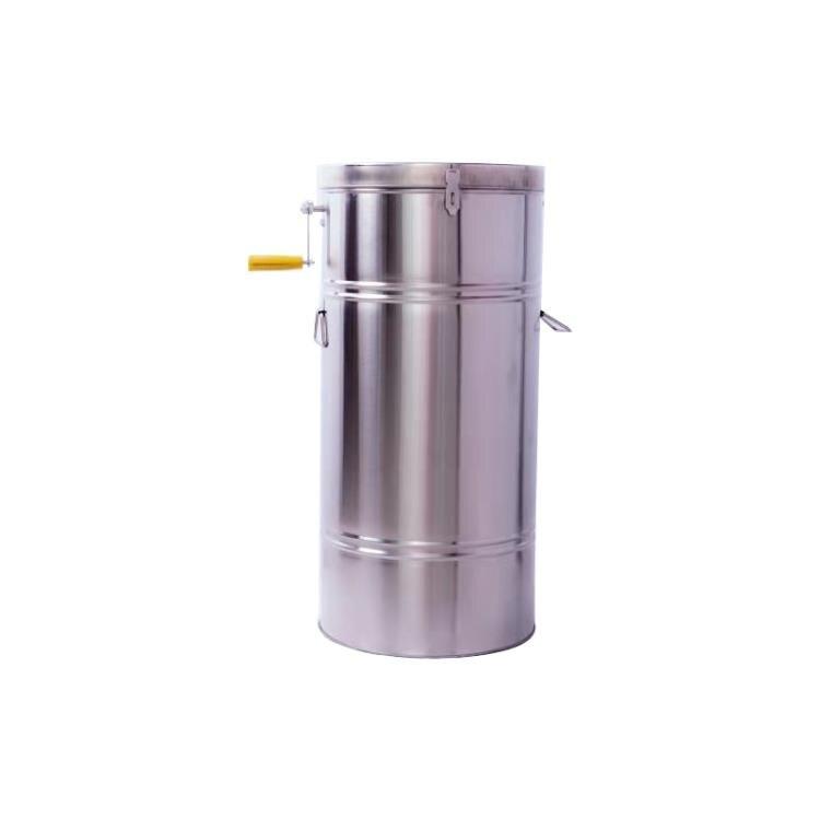 搖蜜機 搖蜜機加固不銹鋼小型加厚家用中蜂蜜分離機 養蜂工具甩蜂蜜