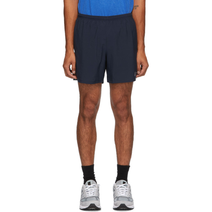 New Balance 海军蓝 Impact Run 5-Inch 短裤