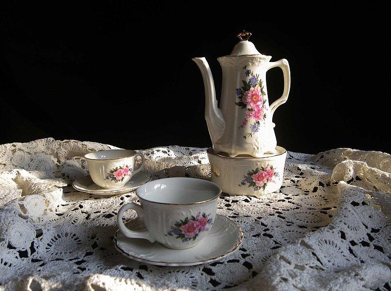 【老時光 OLD-TIME】早期英格蘭風格下午茶具組