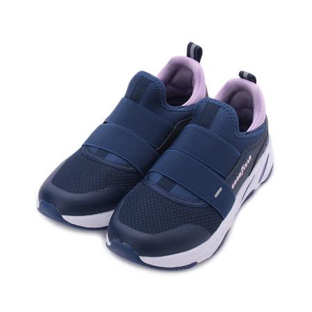 GOODYEAR GALAXY R1 繃帶慢跑鞋 紫 GAWR92707 女鞋