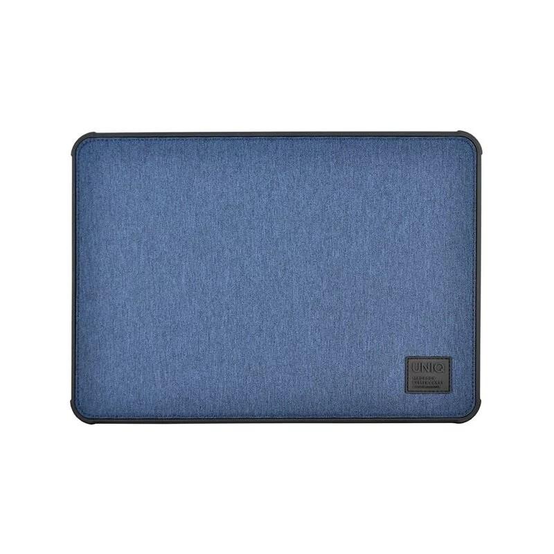 實體店面 uniq 15吋 dfender 時緩衝磁吸筆電保護套 (藍色)