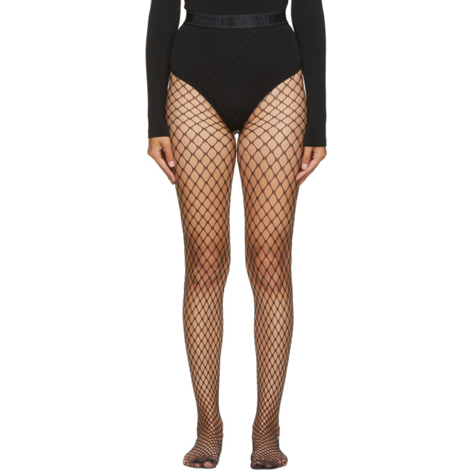 Wolford 黑色 Forties 连裤袜