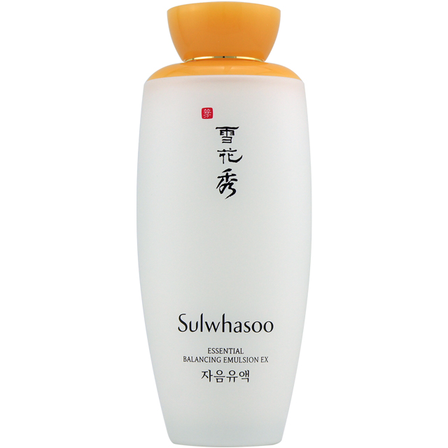 《Sulwhasoo 雪花秀》滋陰乳EX125ml