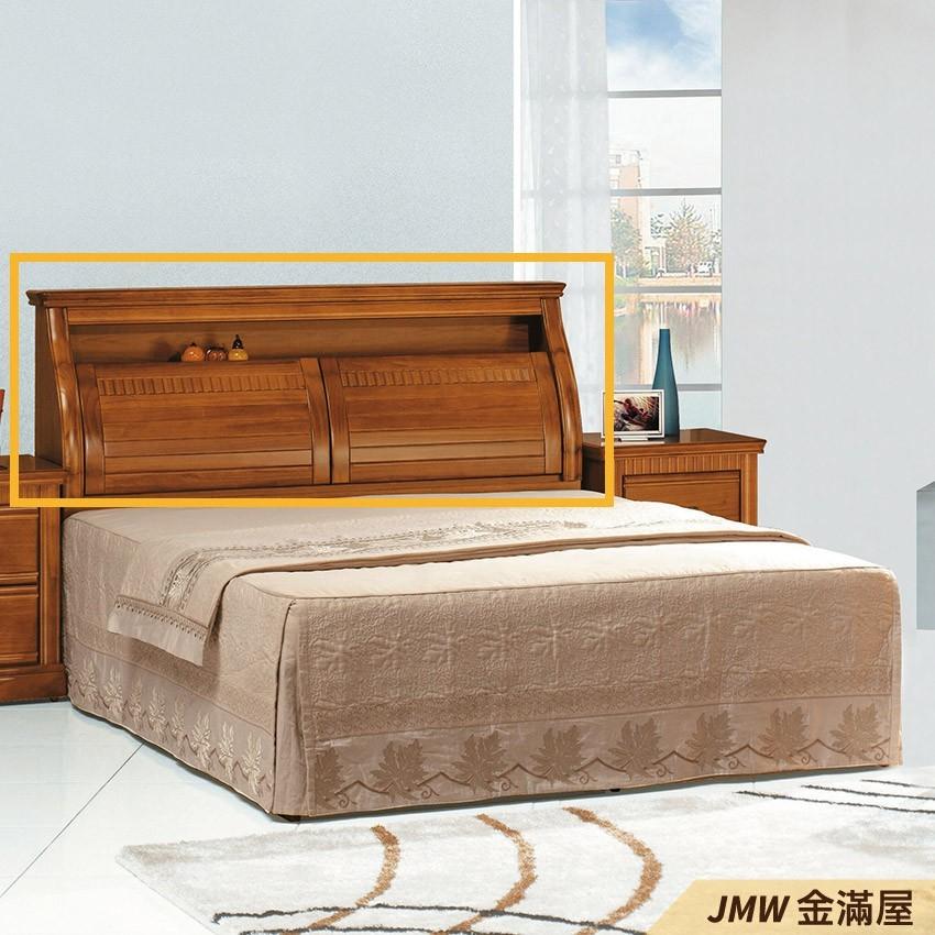 雙人加大6尺 床頭片 床頭櫃 單人床片 貓抓皮 亞麻布 貓抓布金滿屋g428-3 -