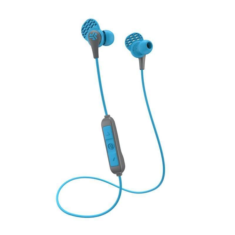 JBuds Pro 藍牙運動耳機 青色
