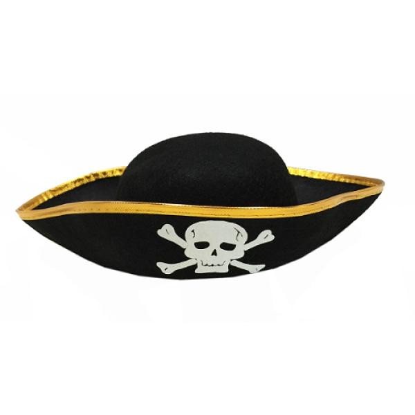 硬式海盜帽-大【愛買】
