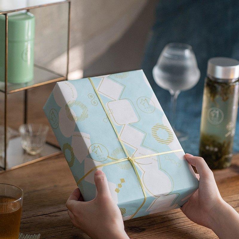 【沁涼禮盒】冷泡水壺 | 精選茶罐組合