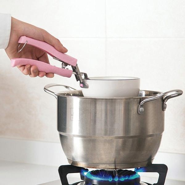 不鏽鋼 防燙 取碗夾 氣炸鍋配件 碗夾 隔熱夾 取盤夾 夾碗器 提盤器 提盤夾 鍋盤夾 砂鍋夾 夾子