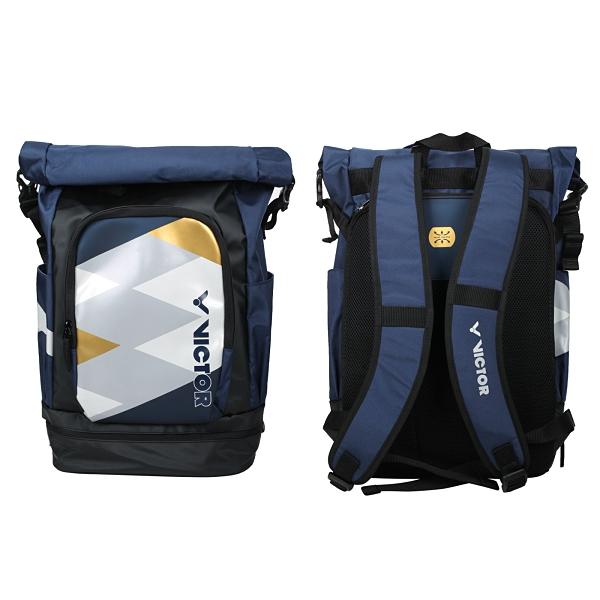 VICTOR 2020奧運系列後背包(LTD 限定 上卷式 訓練 雙肩包 旅行包 免運 ≡排汗專家≡