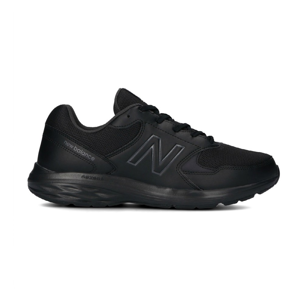 New Balance 男款全黑運動慢跑健走鞋-NO.MW550BG2