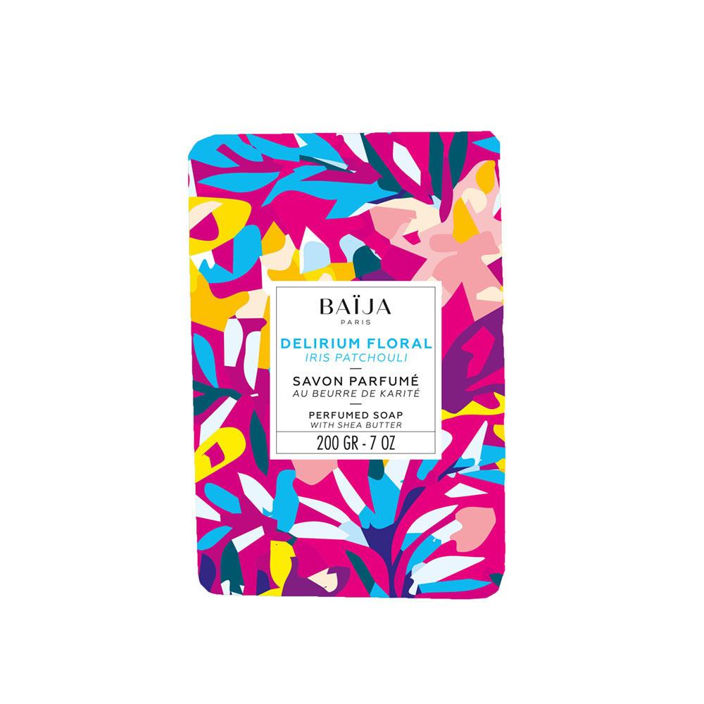 巴黎百嘉花卉幻想曲 香水皂 200g Baija Paris 香鼻子選品 Les nez