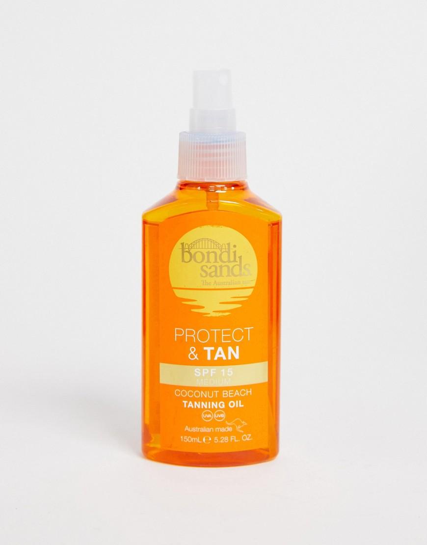 Bondi Sands Coconut Beach Protect & Tan SPF15 150ml-No Colour