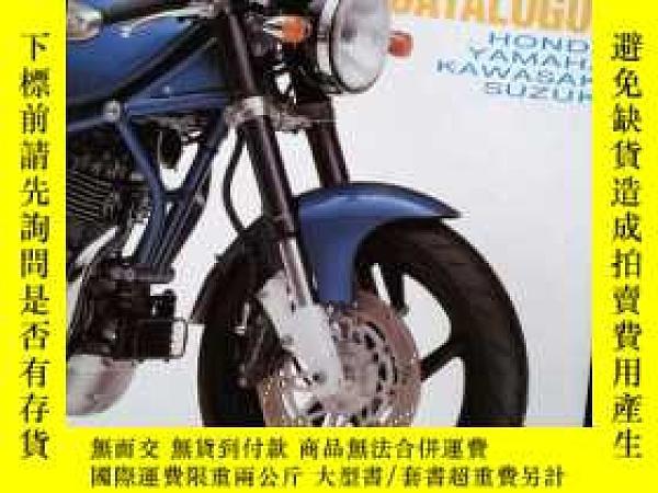 二手書博民逛書店電單車罕見Bike 92 CatalogueY393833