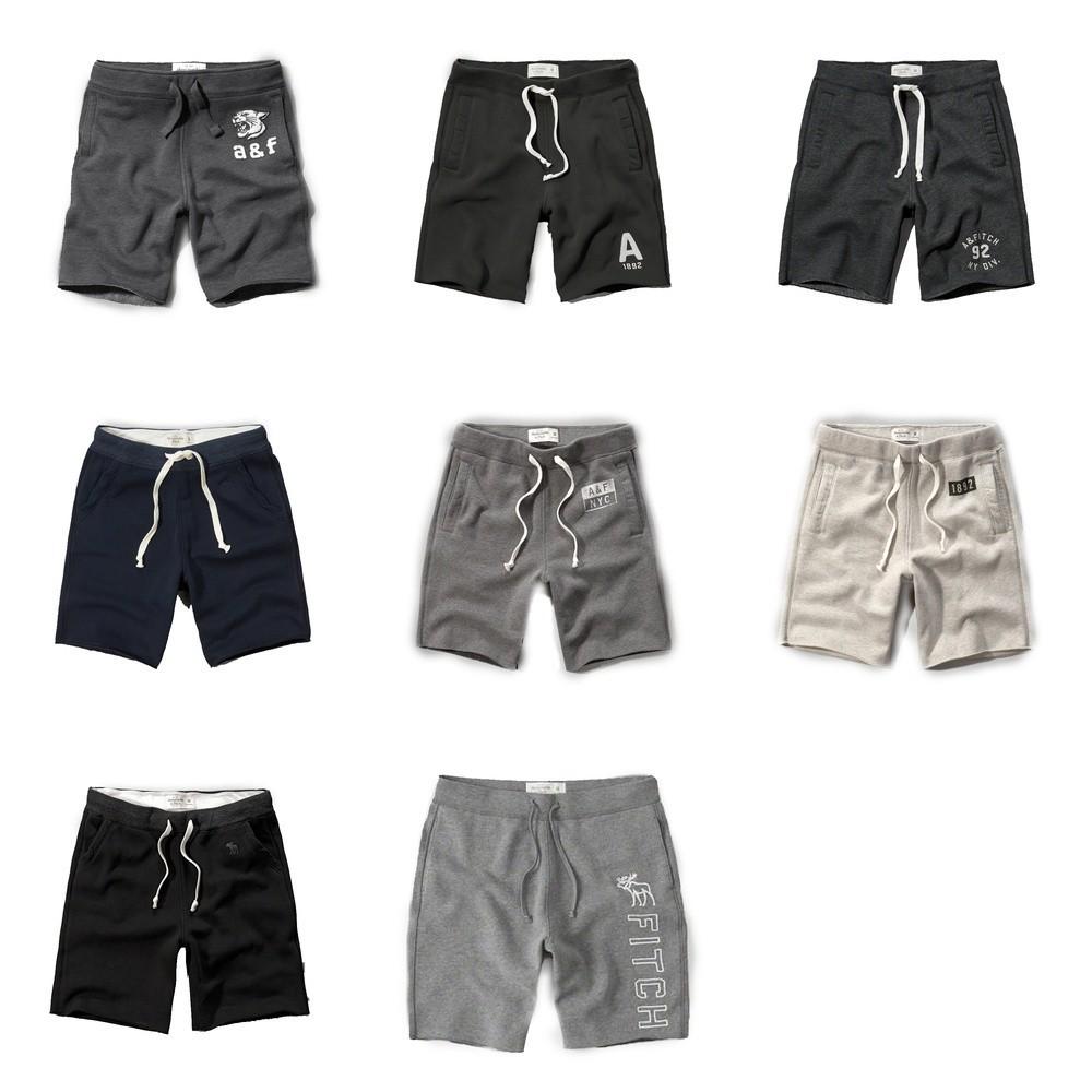 Abercrombie & Fitch AF A&F A618 A & F 男短褲 棉褲 英國 廠商直送 現貨
