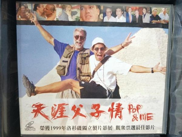 挖寶二手片-V02-161-正版VCD-電影【天涯父子情】-榮獲洛杉磯觀眾票選最佳影片(直購價)