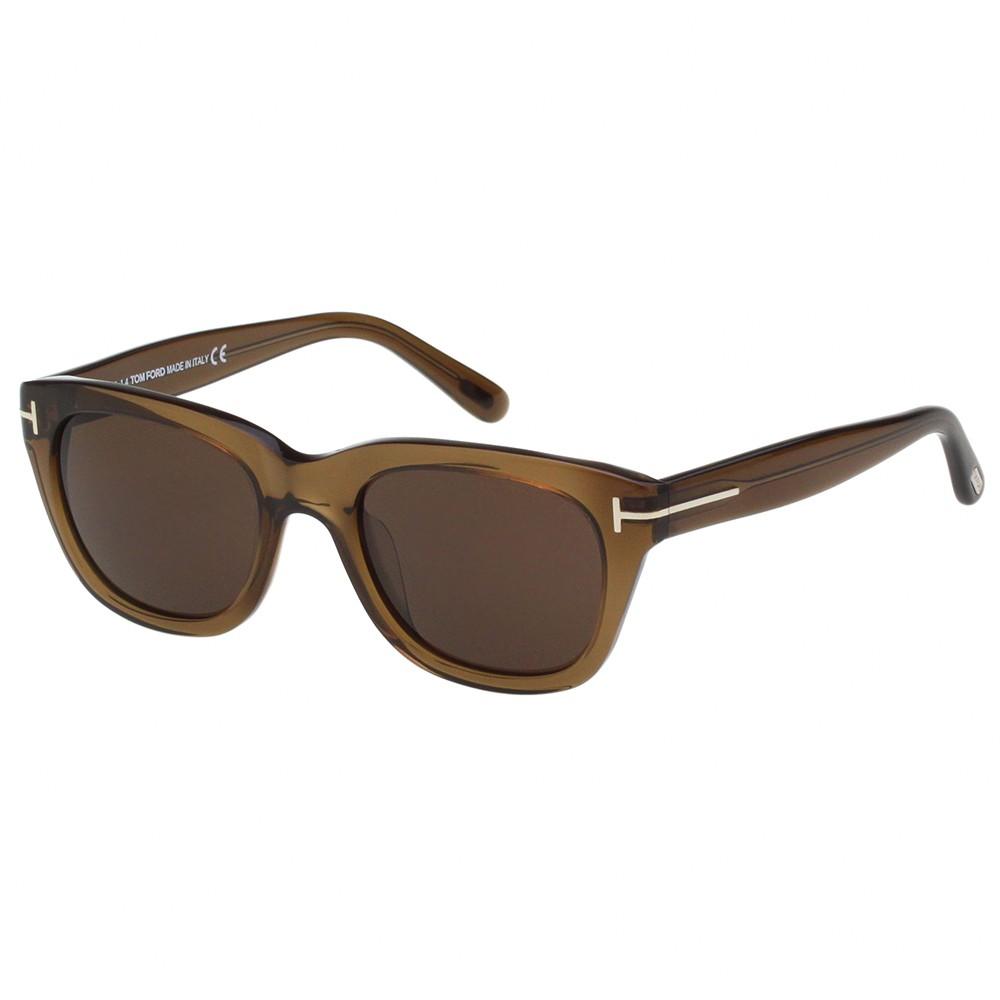 TOMFORD 太陽眼鏡(透明茶色)TF9256