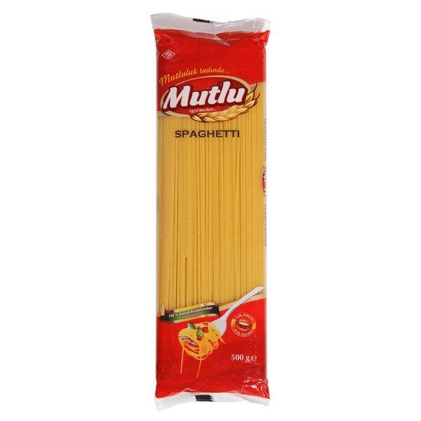土耳其Mutlu可樂拿 義大利麵 直麵 素食 spaghetti  甜園小舖▶全館滿799免運