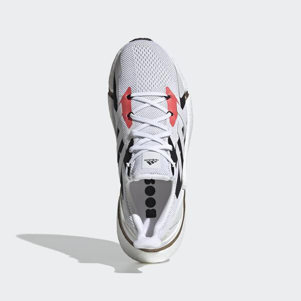 Adidas X9000l4 [FW8388] 男女鞋 運動 休閒 慢跑 透氣 靈活 支撐 抓地力 穿搭 愛迪達 白 黑