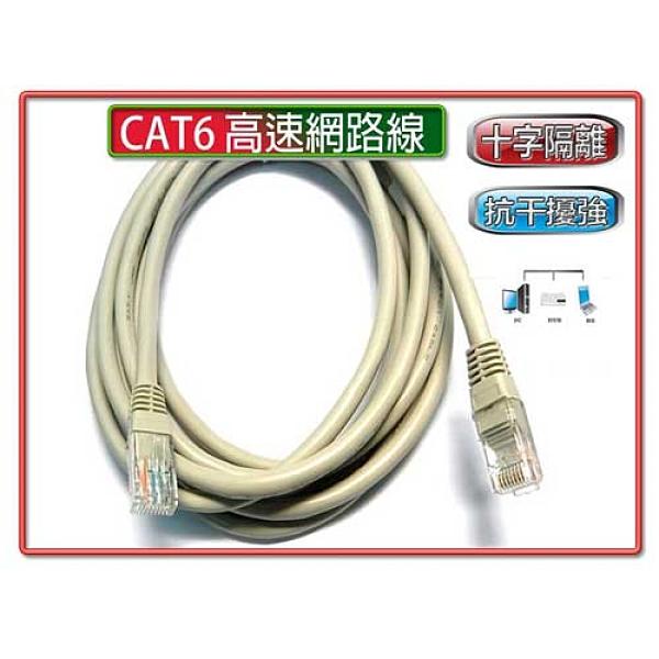 i-wiz 彰唯 CT6-5 CAT6 10米 測試頻寬達600MHz 接頭一體成型 防水耐用 高速網路線