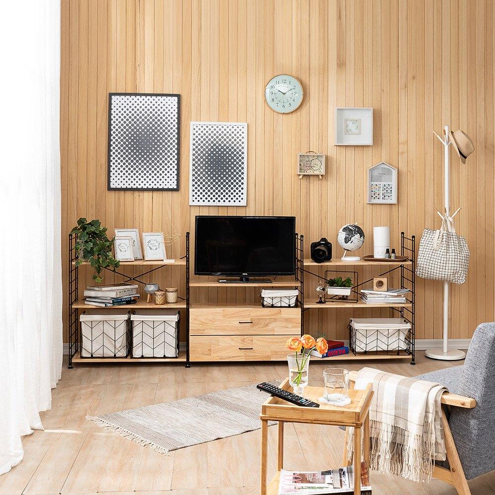SOHO橡膠木層板-生活工場