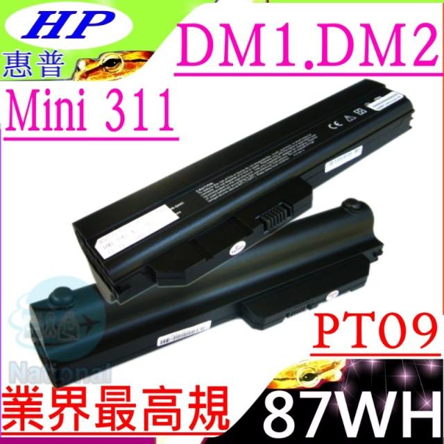 HP 電池-惠普 DM1,DM2,311C-1110ER Dm1-1015tu,Dm1-105tu