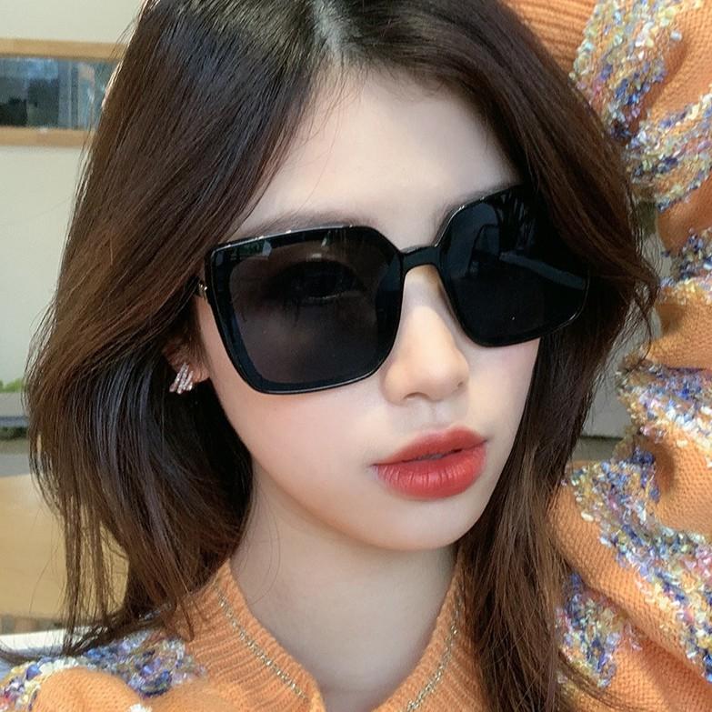 年度最新網紅抖音爆款INS大框抗UV時尚太陽眼鏡 72265
