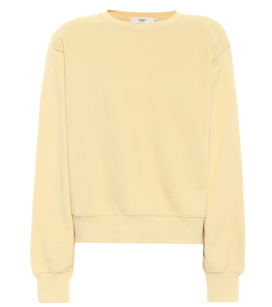 Vanessa cotton jersey sweatshirt