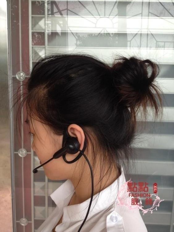 客服耳機 耳掛式電話耳機臺式電腦客服耳麥話務員手機耳麥 座機耳機 OB4774【99購物節】