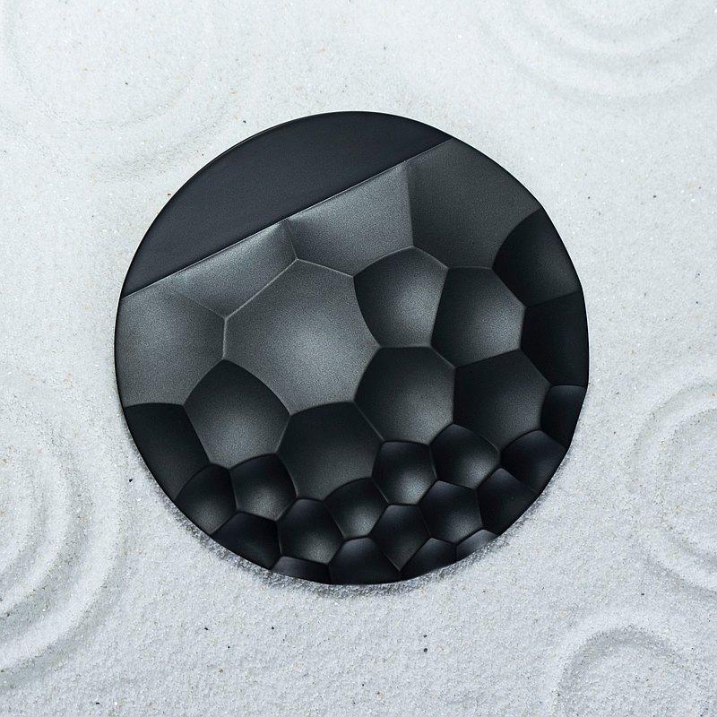月涼如水盤-圓點紋