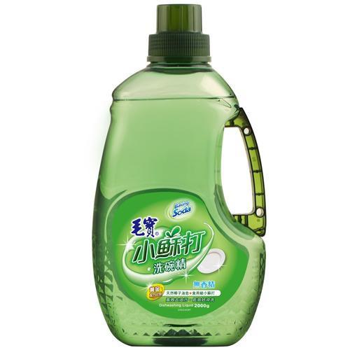 毛寶小蘇打洗碗精2000g【愛買】