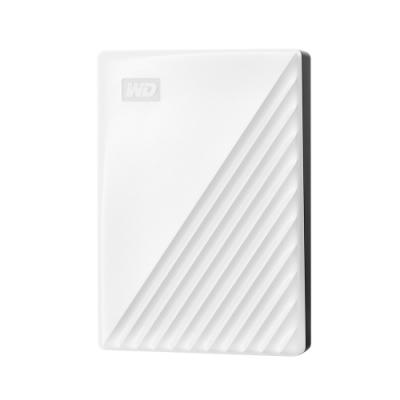 WD My Passport 2TB(白) 2.5吋行動硬碟